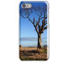 Rihanna Tree, Alone iPhone Case/Skin