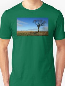 The Rihanna Tree, Alone Unisex T-Shirt
