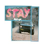 alive STAY by alive95
