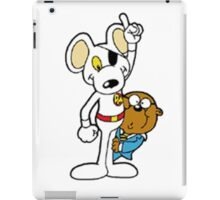 DangerMouse and Penfold iPad Case/Skin
