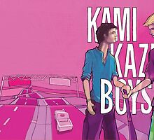 Kamikaze Boys by Andreas Bell