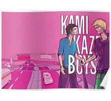 Kamikaze Boys Poster