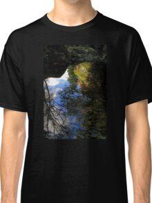 Autumn Upon Reflection Classic T-Shirt