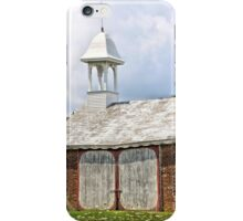 Werley's Corner Schoolhouse iPhone Case/Skin