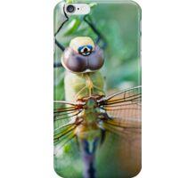 Green Darner Dragonfly iPhone Case/Skin