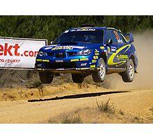 Subaru Warrior Photographic Print