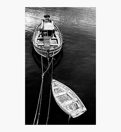 Boat Trips Photographic Print