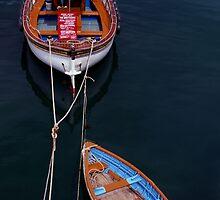 Boat Trip by Wrayzo