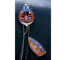 Boat Trip Photographic Print