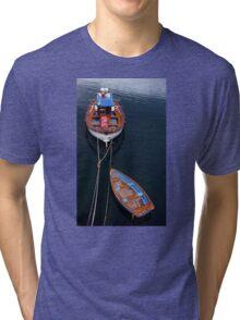 Boat Trip Tri-blend T-Shirt