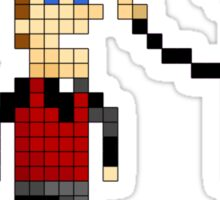 Father Ted - Pixel Art Sticker