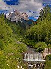 Monte Pelmo by Krys Bailey