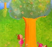 """""""Learning to talk with trees"""" by Ishtar Olivera"""