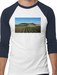 Scrabo In View Men's Baseball ¾ T-Shirt