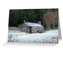 St.John's Church, Ballachulish (The Old Storehouse) Greeting Card