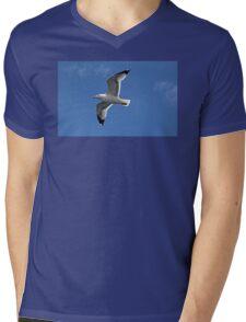 Nathan Livingston Mens V-Neck T-Shirt