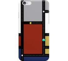 Game Painting Pacman iPhone Case/Skin