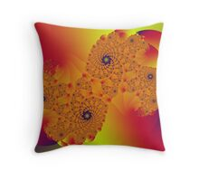 Floral Evolution 003.19.5.g4-280 Throw Pillow