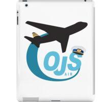 Our Jet Still - Cabin Pressure iPad Case/Skin