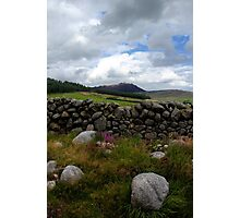 Mourne Bliss Photographic Print