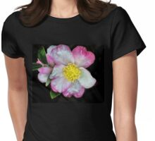 Christmas Azalea Womens Fitted T-Shirt