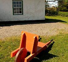 wheelbarrow ... by SNAPPYDAVE