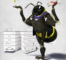 To Bee or Not Too Bee by robCREATIVE