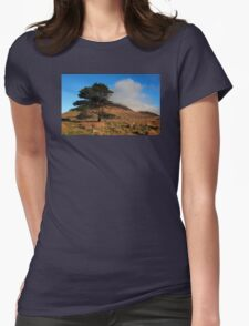 A Lonely Place Womens Fitted T-Shirt