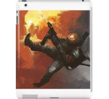 The Fury  iPad Case/Skin