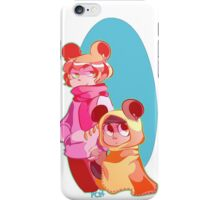 penelope pashmina iPhone Case/Skin