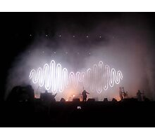 Arctic Monkeys sign Photographic Print