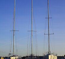 Ballyholme Yacht Club by Wrayzo