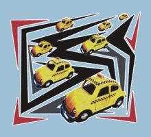 Beetle t-shirt by valizi
