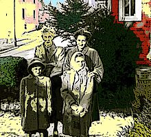 American Family by hickerson