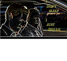 True Detectives - Rustin Sleep Quote by JSThompson
