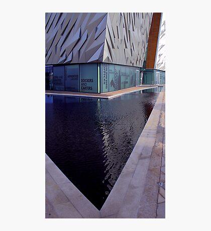 Titanic Reflection Photographic Print