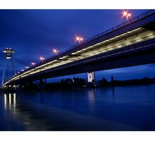 The Blue Danube Photographic Print