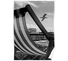 Brighton Arm Chair Poster