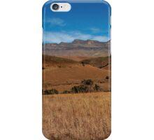 The Drakensberg iPhone Case/Skin
