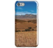 The Drakensberg iPhone Case/Skin