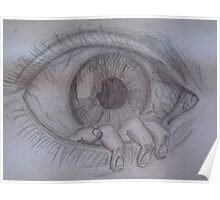 Eye see you. Poster