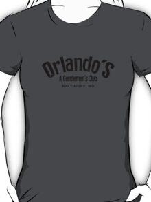 The Wire - Orlando's Gentlemen's Club T-Shirt