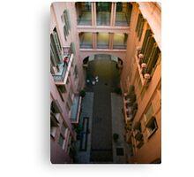 Colossal Miniature Canvas Print