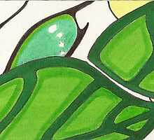 Peek-A-Boo  (ACEO size) by gypsycaster