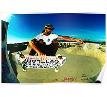 Off The Bondi Wall Poster