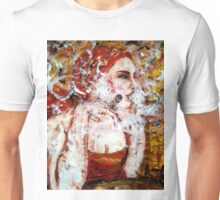 The Unkown Redhead. Unisex T-Shirt