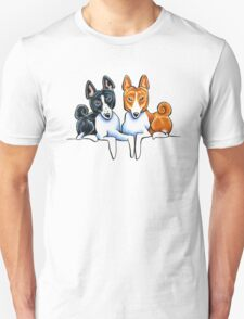 Basenji Buds T-Shirt