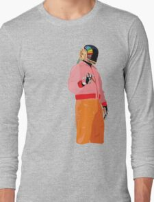 daft punk .5 Long Sleeve T-Shirt