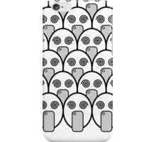 Hypnotized by the smart phones iPhone Case/Skin