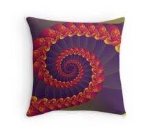 Floral Evolution 003.20.1.g4-280 Throw Pillow